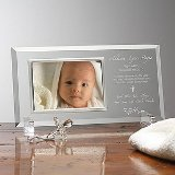baby christening gift personalized baby graphic