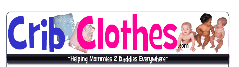 Preemie Baby Clothes top header graphic
